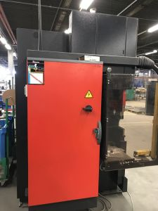 Pressa piegatrice AMADA HFE100 CNC i_03035883