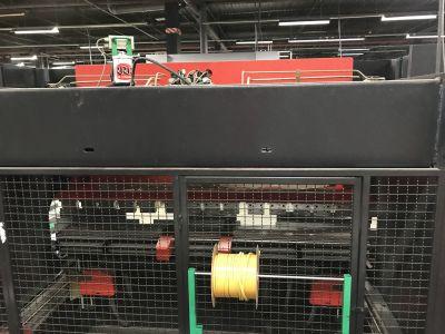 Pressa piegatrice AMADA HFE100 CNC i_03035887