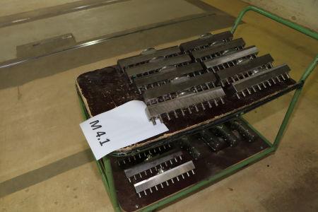 HOMAG / WEMHÖNER POWER KF 620 Doppelseitige Kantenanleimmaschine i_03074545