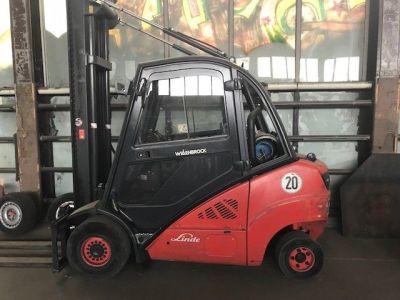 LINDE H 35 T –BR 393 LPG Forklift i_03085290