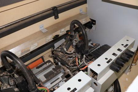 HOMAG / WEMHÖNER / MAW NOTTMEYER POWER KF 20 / SPN-1 Doppelseitige Kantenanleimmaschine i_03093460