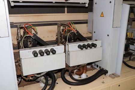 HOMAG / WEMHÖNER / MAW NOTTMEYER POWER KF 20 / SPN-1 Doppelseitige Kantenanleimmaschine i_03093462