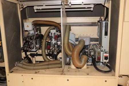 HOMAG / WEMHÖNER / MAW NOTTMEYER POWER KF 20 / SPN-1 Doppelseitige Kantenanleimmaschine i_03093488
