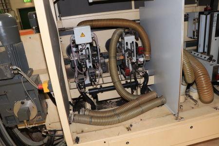 HOMAG / WEMHÖNER / MAW NOTTMEYER POWER KF 20 / SPN-1 Doppelseitige Kantenanleimmaschine i_03093490