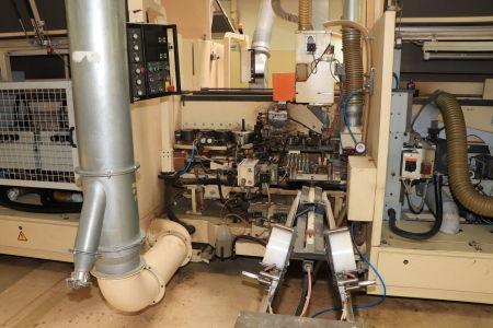 HOMAG / WEMHÖNER / MAW NOTTMEYER POWER KF 20 / SPN-1 Doppelseitige Kantenanleimmaschine i_03093497