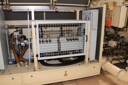 HOMAG / WEMHÖNER / MAW NOTTMEYER POWER KF 20 / SPN-1 Doppelseitige Kantenanleimmaschine i_03093499