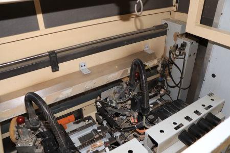 HOMAG / WEMHÖNER / MAW NOTTMEYER POWER KF 20 / SPN-1 Doppelseitige Kantenanleimmaschine i_03093500