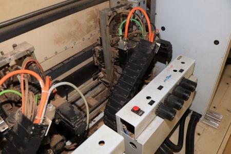 HOMAG / WEMHÖNER / MAW NOTTMEYER POWER KF 20 / SPN-1 Doppelseitige Kantenanleimmaschine i_03093504