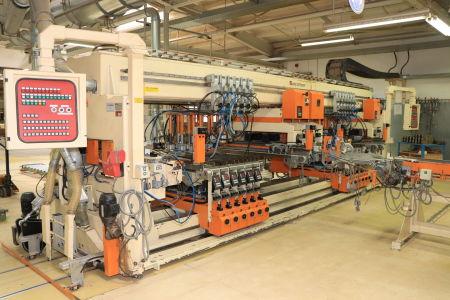 HOMAG / WEMHÖNER / MAW NOTTMEYER POWER KF 20 / SPN-1 Doppelseitige Kantenanleimmaschine i_03093509