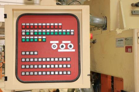 HOMAG / WEMHÖNER / MAW NOTTMEYER POWER KF 20 / SPN-1 Doppelseitige Kantenanleimmaschine i_03093510