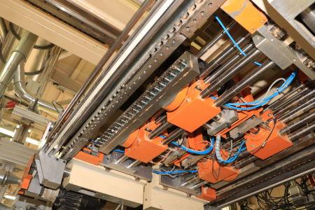 HOMAG / WEMHÖNER / MAW NOTTMEYER POWER KF 20 / SPN-1 Doppelseitige Kantenanleimmaschine i_03093515