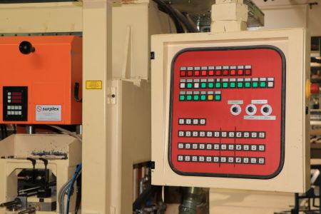 HOMAG / WEMHÖNER / MAW NOTTMEYER POWER KF 20 / SPN-1 Doppelseitige Kantenanleimmaschine i_03093529