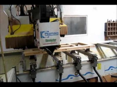 HOMAG BOF 30/50/12/2/K CNC Freze v_00139082