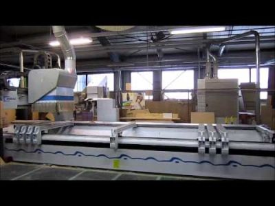 HOMAG Optimat BOF 211/52/K Routeur CNC v_00193450