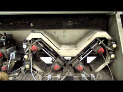 OTT M 259-F Mașină de aplicat cant with Return Conveying System v_00367671