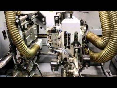 HOMAG Optimat KAL 310/6/A3/S2 Kenar Bantlama Makinesi v_00832867
