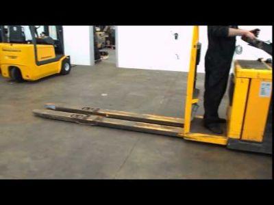 JUNGHEINRICH ECE 20 G Electric pallet truck v_00978465