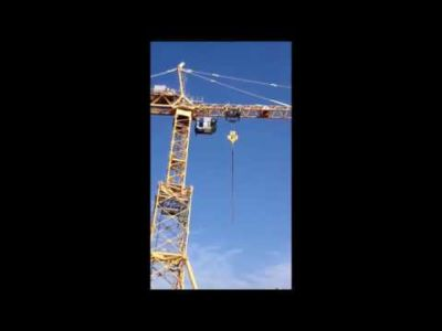 POTAIN MD 900 Construction Crane v_01499212