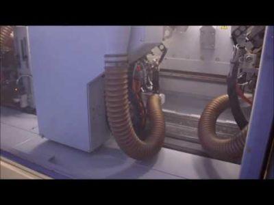 HOMAG Profi KAR 310/12/A20 Mașină de aplicat cant with PU Gluing Unit v_01647942