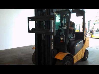 JUNGHEINRICH DFG 435 Diesel froklift v_02008348