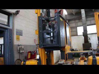 JUNGHEINRICH KMS 100 L Reach Truck v_02008579
