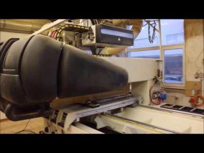 MORBIDELLI Author X5 CNC-Bearbeitungszentrum mit 5-Achs Spindel v_02008631