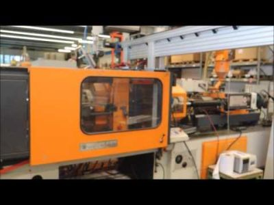 WINDSOR HSI 330-200 Injection Moulding Machine v_02057215