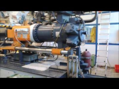 Enjeksiyon Kalıplama Makinesi WINDSOR 1000-2890 v_02057231