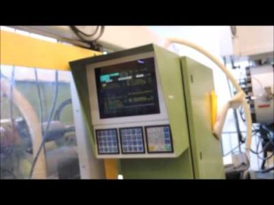 Inyectora de plástico ARBURG ALLROUNDER 470V-2000-675 v_02057249