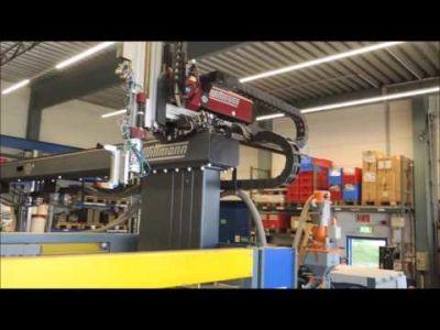 BATTENFELD BKT 3500/1900 Injection Moulding Machine v_02057292