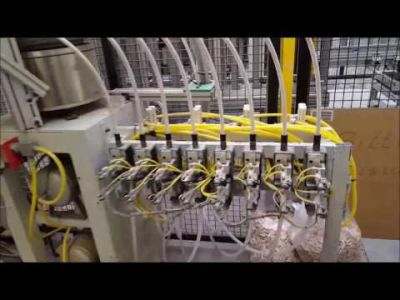 BRE.MA. Vektor-Vektor-Idrak Centre d'usinage CNC v_02062107