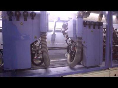 HOMAG Profi KAL 330/9/A20 Mașină de aplicat cant with Workpiece Thickness 80 mm v_02063489
