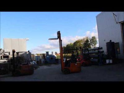 STILL EFG 1.2 Elektrický vysokozdvižný vozík v_02100394
