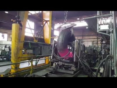 Several Production Lines for Steel Pipe Elbows / Bends v_02229417