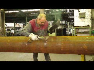 Línea de producción for Tube Angles v_02229418
