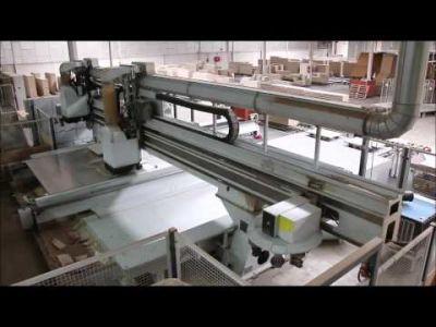 Centro de mecanizado CNC HOMAG Power BAZ 220/56/24/3/GA v_02324745