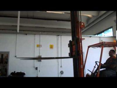 LUGLI EL 30 Electric forklift v_02349099