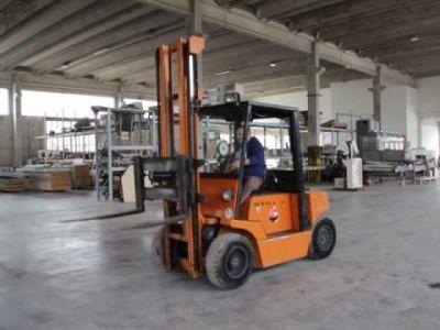 Dizel Forklift STILL DFG-4/7016 v_02351923