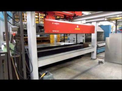 BYSTRONIC BYSTAR 3015 CNC Laser Cutting Machine v_02540036