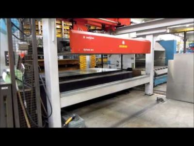 BYSTRONIC BYSTAR 3015 CNC Laserschneidanlage v_02540036