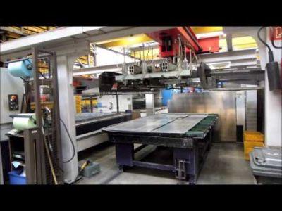 BYSTRONIC BYSTAR 3015 CNC Laser Cutting Machine v_02540037
