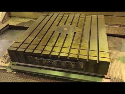 Козлова фрезова машина SHW UF 6 L v_02592000