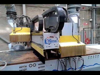 HOMAG BAZ 20/50/16/2G CNC Machining Center v_02671695