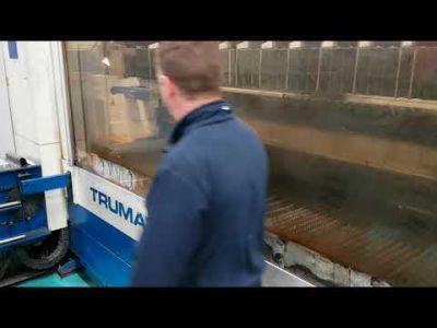 TRUMPF Trumatic L 2350 Plus stroj za lasersko rezanje v_02726298