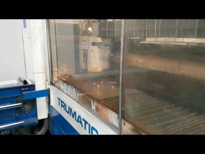 TRUMPF Trumatic L 2350 Plus stroj za lasersko rezanje v_02726299