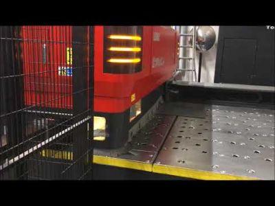 레이저 절단 기계 AMADA LC2415 ALPHA 4NT v_02772038