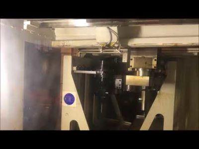 GIDDINGS & LEWIS VTC 2500 CNC-Vertikal Dreh und Fräszentrum v_02861876