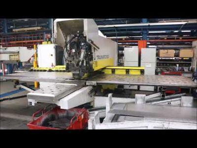 TRUMPF Trumatic 500 Punching Machine v_02900217