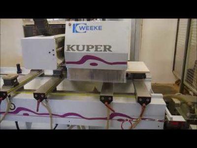 Centro di lavoro CNC WEEKE BP 85 v_02939743