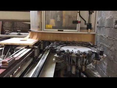 MASTERWOOD ATLAS CNC megmunkáló központ v_02985053